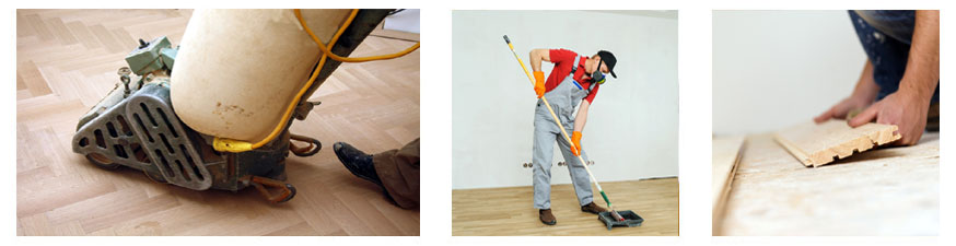 Wooden Floor Sanding & Polishing in Brisbane