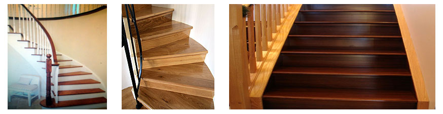 Brisbane Wood Stairs Sanding Oiling Polishing  Buffing